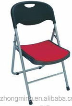 wholesale cheap plastic foldable chairs waiting room chairs ZT-16