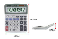 Extra large display big size desk top type calculator
