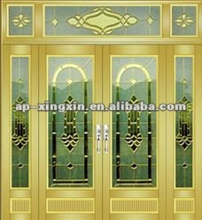 Hot Sale Aluminum &Stainless Steel Protect Door