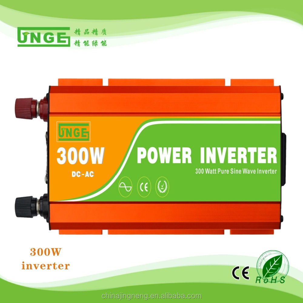 600w Peak power inverter 300W pure sine wave inverter 12V <strong>DC</strong> TO 110V or 220V AC Pure Sine Wave Power Inverter