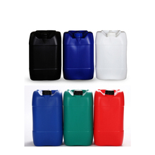 Customized 10L 20L 25L hdpe plastic jerry can
