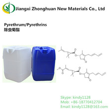 100% Natural 50% TC pyrethrin oil plant extract insecticide