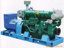 64KW/80KVA BOAT USED DIESEL MARINE GENERATOR SET FOR SALE