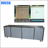 Blinds Cleaner Ultrasonic Cleaning Equipment For