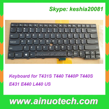layout for IBM T40 T41 T42 T43 R50 R50E R51 R51E R52 laptop keyboard