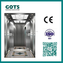 CE Auto Door Elevator 10 People Commercial Passenger Lift
