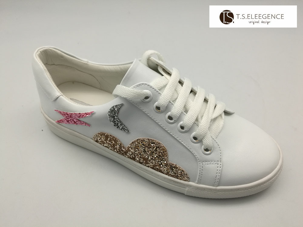 glitter women flat sneakers white nederland shoes punjabi jutti photos