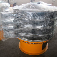 Pharmaceutical vibrating sieve/sifter/screen/separator with multi-decks/layers