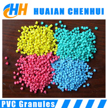 Virgin soft PVC RESIN granules for electric pipe, medical grade for infusion