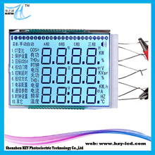 Max 1/240 Duty Operating Temperature -30~80 Degrees LCD Display Parts FSTN