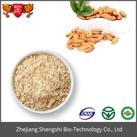 High quality water soluble Bitter Apricot Seed extract, Almond Extract Powder