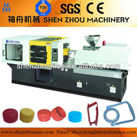 Thermoplastic Injection Molding Machine Imported world famous hydraulic component CE TUV