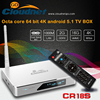 Smart Stream TV Box RK3368 Octa Core with kodi 15.2 android 5.1 wifi Internet TV receiver Satellite TV receiver