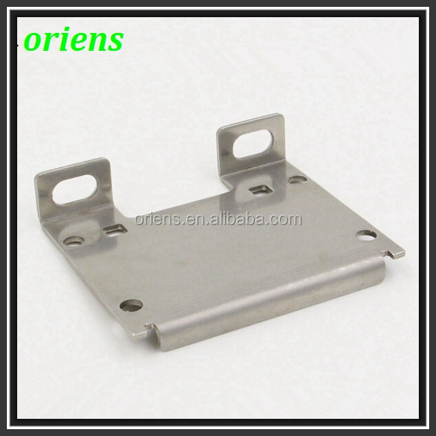 Stainless Steel 304 Stamping L Shape Mounting Bracket