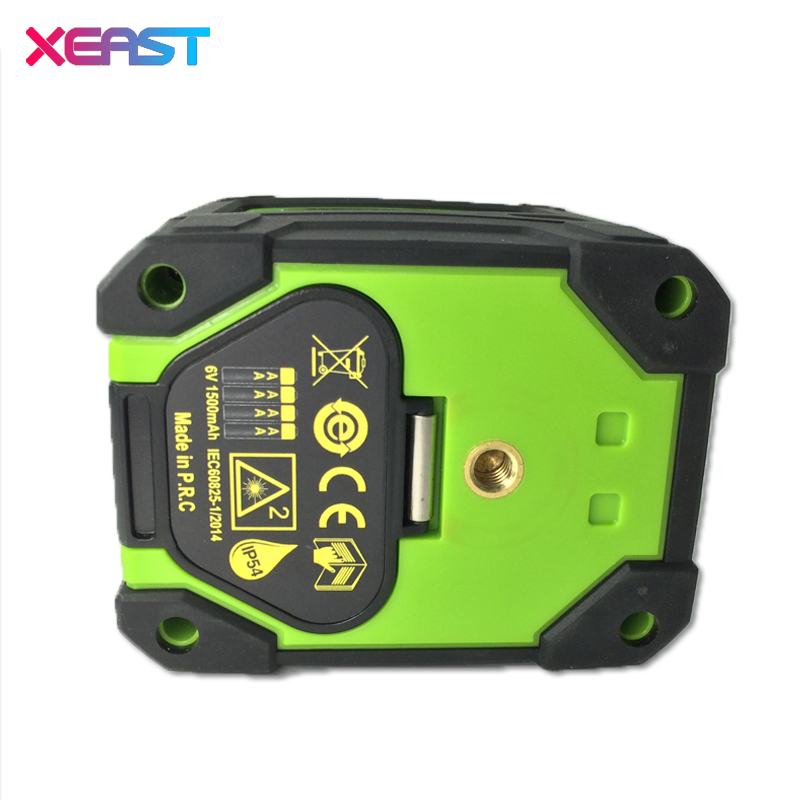XEAST XE-901G Green Laser Level 360 machine Waterproof Dropresistant Laser Level
