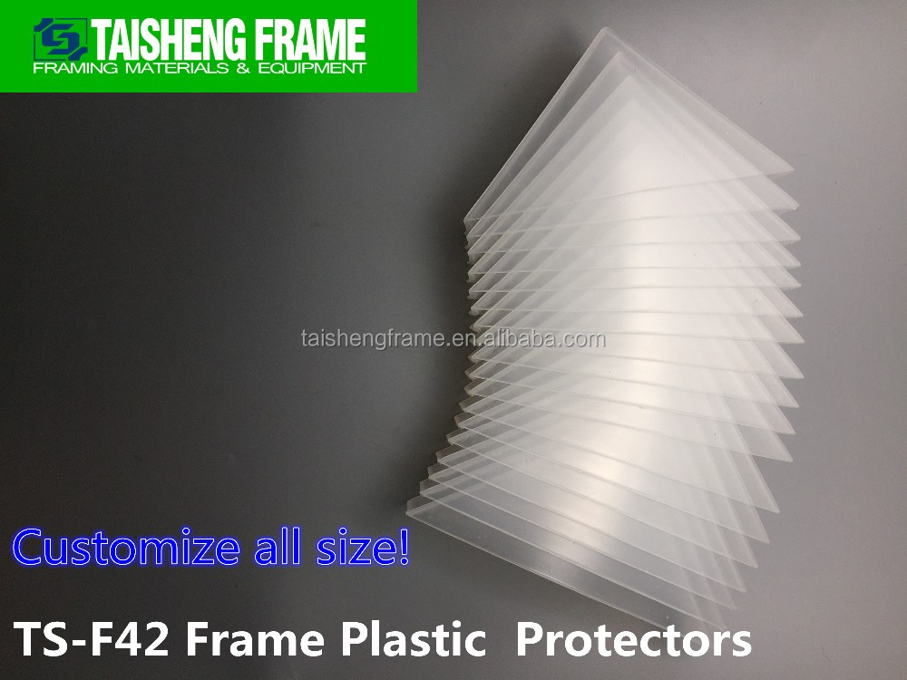 TSF42 picture frame moulings plastic corner protector will not be broken make good photo frame