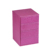 Classical PU leather mooncake gift  box custom in dividers