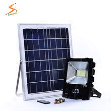 China supplier professional optical design 10w 20w 30w 50w outdoor led solar flood light