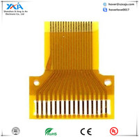 fpc circuit board for Refrigerator and adult flash game flexible pcb
