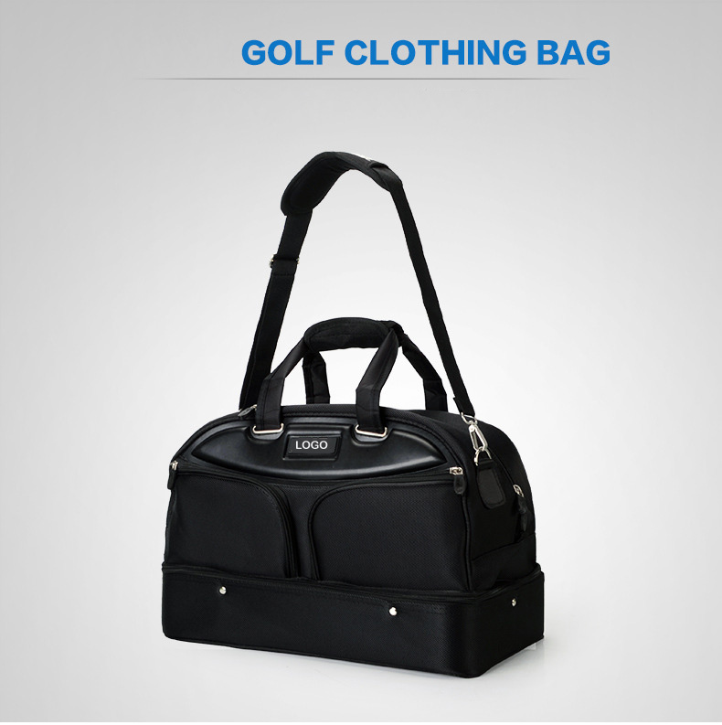 Waterproof Golf Clothing Golf Boston Bag