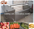 China professional factory manufacture xcj potato peeling machine with function of peeling and washing