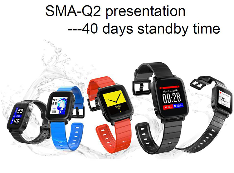 2018 Trending Products SMA brand New Smart Bluetooth Watch Wrist Watch Bluetooth Cheapest Smart Watch Mobile Phone