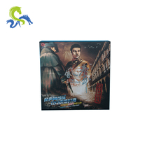 Dependable performance table game trading card game printing