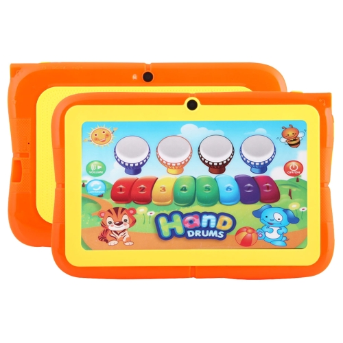 Free sample dropshipping tablet Kids Education Tablet PC, 1GB+8GB