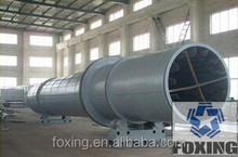 horizontal tube cow dung dryer with various specifications