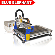 hot sale sign/wood/badges small production mini cnc 6090 router
