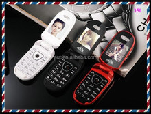 Hot sale Small size car key shaped mobile phone