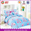 Disperse Printed 100% polyester microfiber quilt cover 100% polyester disperse printed wholesale poly fabric quilt duvet cover