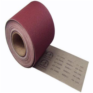 Factory Price Abrasive Sanding Cloth /Flap wheel Sand PAPER ROLL High Quality