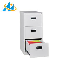 Factory sale cheap simple design office 3 drawer filing cabinet
