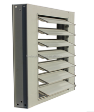 Adjustable type aluminum louver window,windows with blind blade