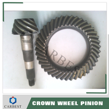 Hot Selling Enigne Parts Steel 3Y Crown Wheel Pinion For Toyota