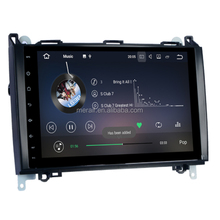 wholesale Car DVD player For Mercedes Benz Sprinter B200 W209 W169 W169 B-class W245 B170 Vito W639 car GPS auto multimedia