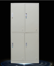 modern design bedroom steel furniture locker