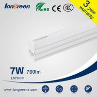 led manufacturer milky linear diffuser high heat temperature led lights T5 0.6M 0.9M bmc light t5