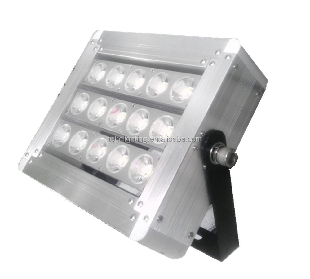 outdoor IP67 led flood light fixture 150W tennis court light