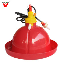 Poultrry Automatic bell drinker for chickens
