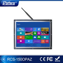 "15"" Wifi/3G Open Frame Android Network LCD Digital signage Display (RCS-150OPAZ)"