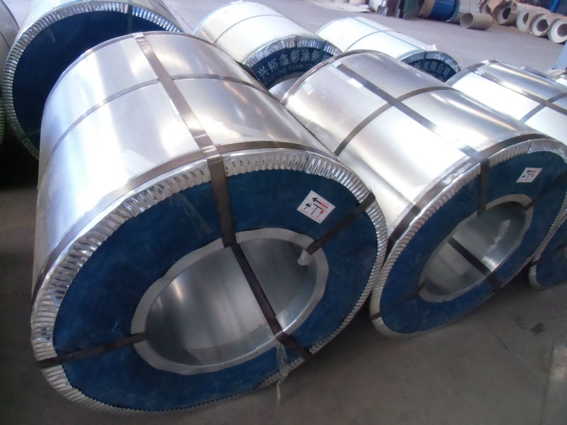 PPGI prepainted color coated galvanized steel coil Korea
