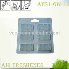 vacuum cleaner Air Fresher/Air Freshener Air Fresh Pearls for Vacuum Cleaner (AFS1-6W)