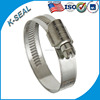 Stainless Steel Hose Clamp Worm Gear