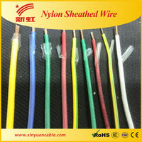 Special cable nylon sheath cable pvc insulated cable