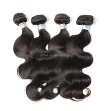 alibaba fast express wholesale grade 7a virgin brazilian hair body wave hair extension chemical free shedding free