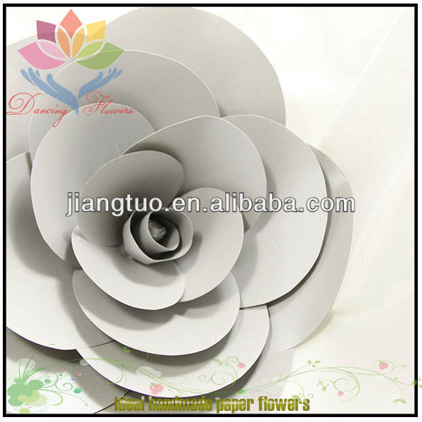 2013 delicate paper flowers decoration for florist