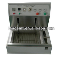 Semi-auto pcb dip welding &soldering machine made and sold by manufacturer