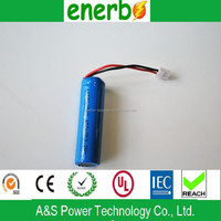 Rechargeable batteries LiFePO414500 3.2V 450mAh for digital camera